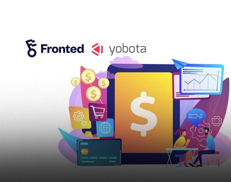 Fronted Becomes Second Fintech to Launch on Yobota's Core Banking Platform