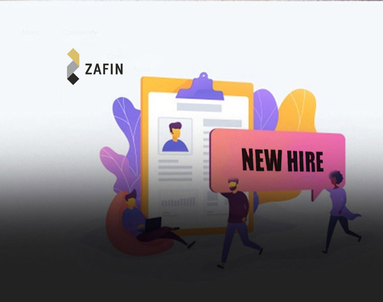 Jay Ryan Joins Zafin as Chief Revenue Officer to Lead Growth of SaaS Cloud-Native Product and Pricing Solutions for Banks