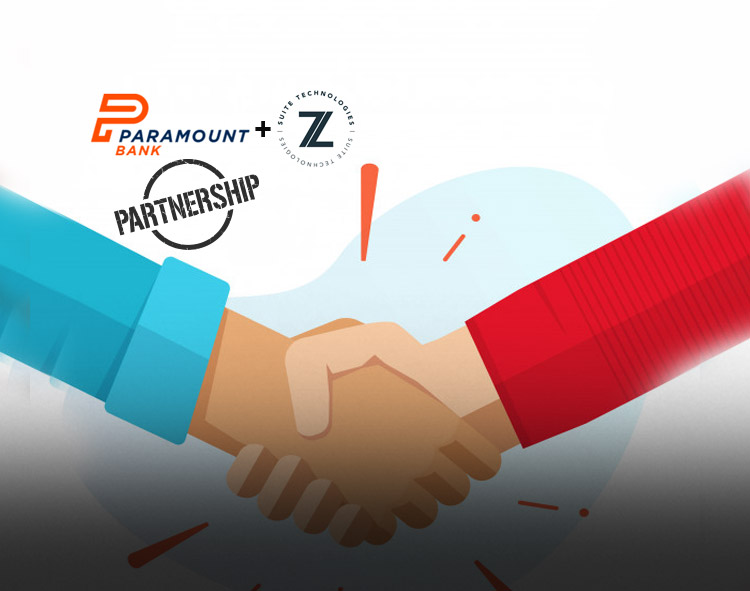 Paramount Bank Partners with ZSuite Technologies to Expand Digital Product Offerings