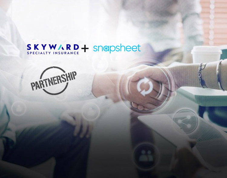 Skyward Specialty Insurance Group, Inc. Partners With Snapsheet Appraisal Services Further Adding Market Leading Claims Capabilities