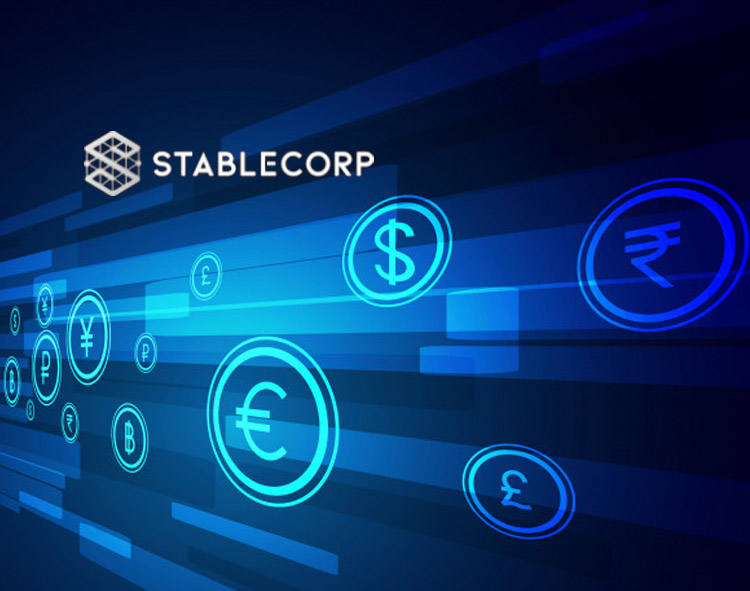 Stablecorp Announces Closing Of C$2mm Strategic Consortium Financing Round To Launch World's First Bank-Issued Deposit-Based Digital Currency