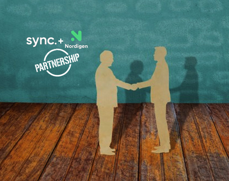 Sync. Partners With Nordigen on Budgeting App