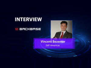 GlobalFintechSeries Interview with Vincent Bezemer, SVP Americas, Backbase