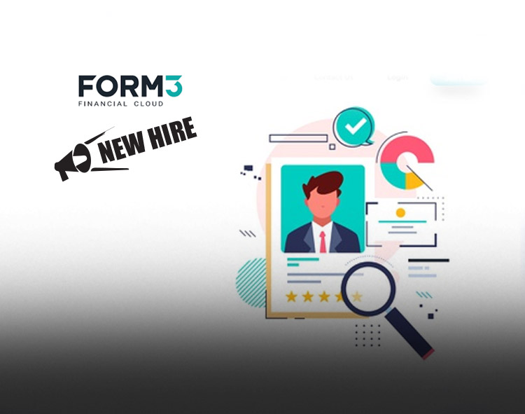 Form3 Appoints Jessica Letterman as Chief Customer Officer to Drive their Business with High Growth Customers
