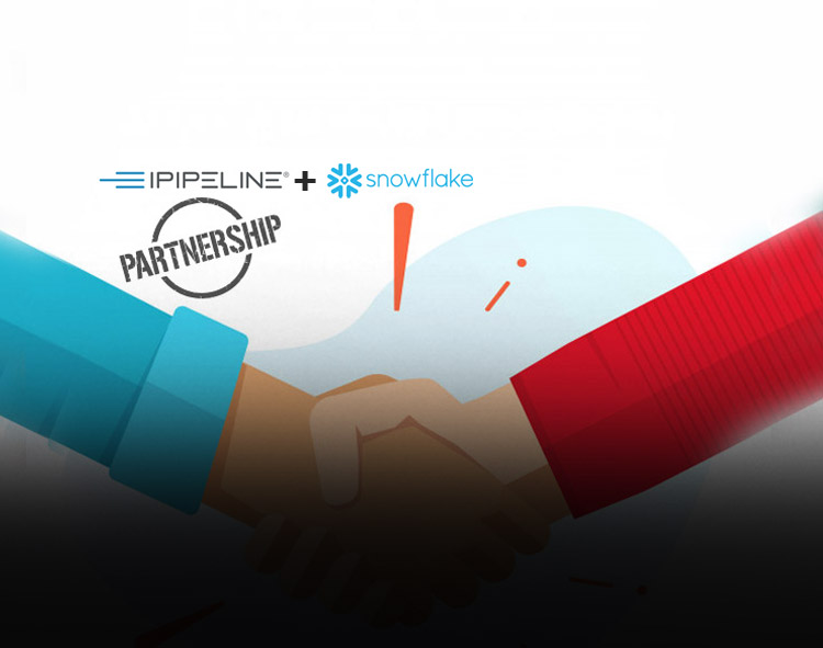 iPipeline Partners With Snowflake To Mobilize Life Insurance And Financial Services Industry Data