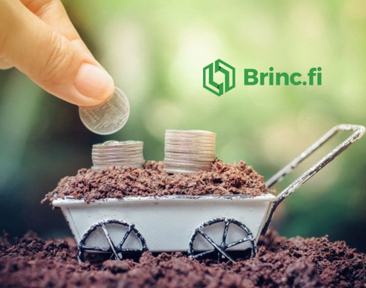Brinc Finance Introduces the BRC Token - a Defi Token with Intrinsic Value, Increasing Returns, and on-Chain Reserves