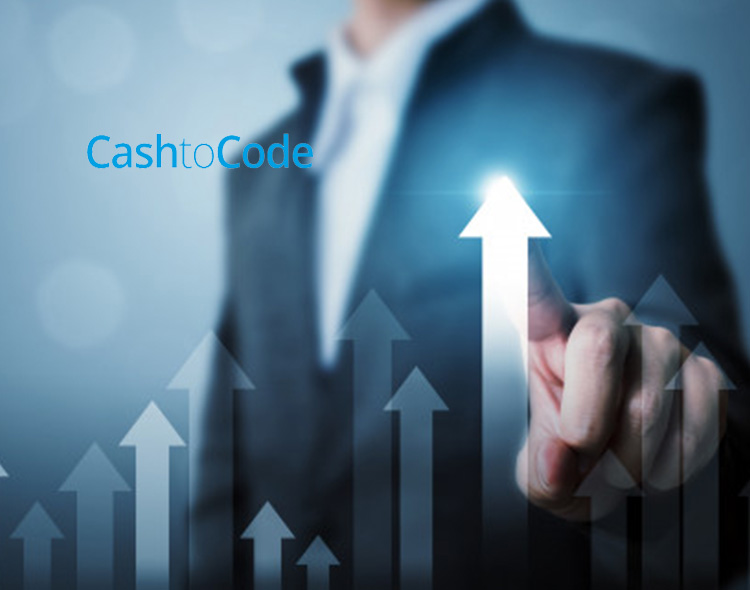 CashtoCode Announces New Leadership Team and Record Growth Figures