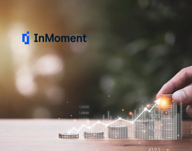 InMoment Appoints Experienced Technology Finance Leader Richard Barber as Chief Financial Officer
