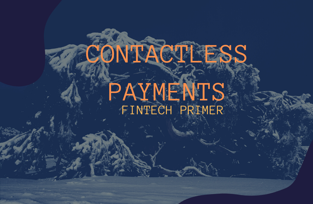 Fintech Primer: What is Contactless Payment?