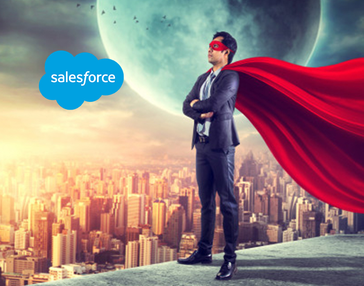 Salesforce Reimagines Sales Cloud to Drive Growth in a Sell-From-Anywhere World