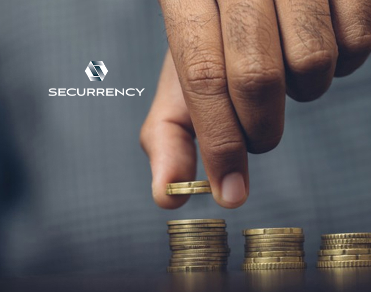 Securrency Raises $30 Million Series B Round from WisdomTree, Abu Dhabi Catalyst Partners, State Street, US Bank, and More