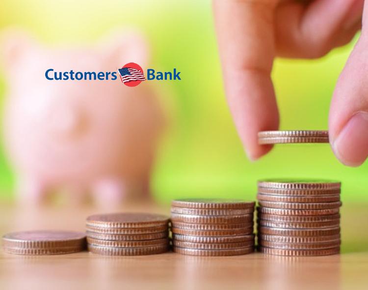 Customers Bank Expands Consumer Installment Loan Program With Upstart