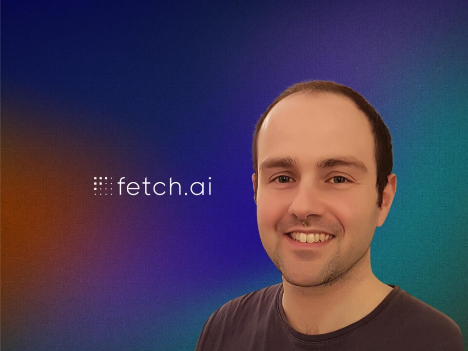 Global Fintech Interview with Jonathan Ward, CTO at Fetch.ai