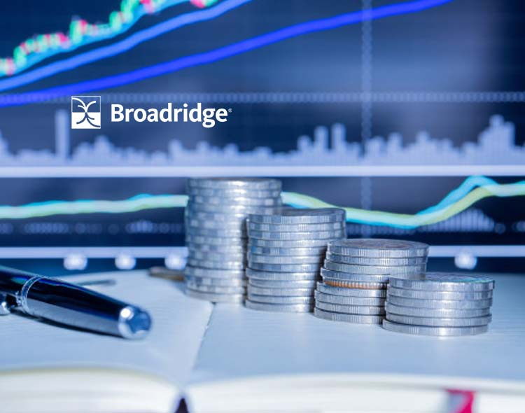 Broadridge Launches DLT Repo platform to Execute First Bilateral Repo Trades Using Smart Contracts