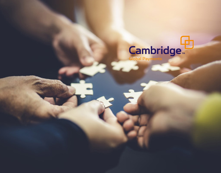 Cambridge Global Payments Announces New Partnership with Steamchain Corp.