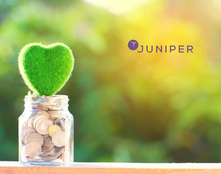 Juniper Research Over Half of Global Population to Use Digital Banking in 2026; Driven by Banking Digital Transformation