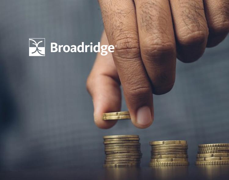 RBC Wealth Management-US Accelerates Digital Transformation with Selection of New Broadridge Platform