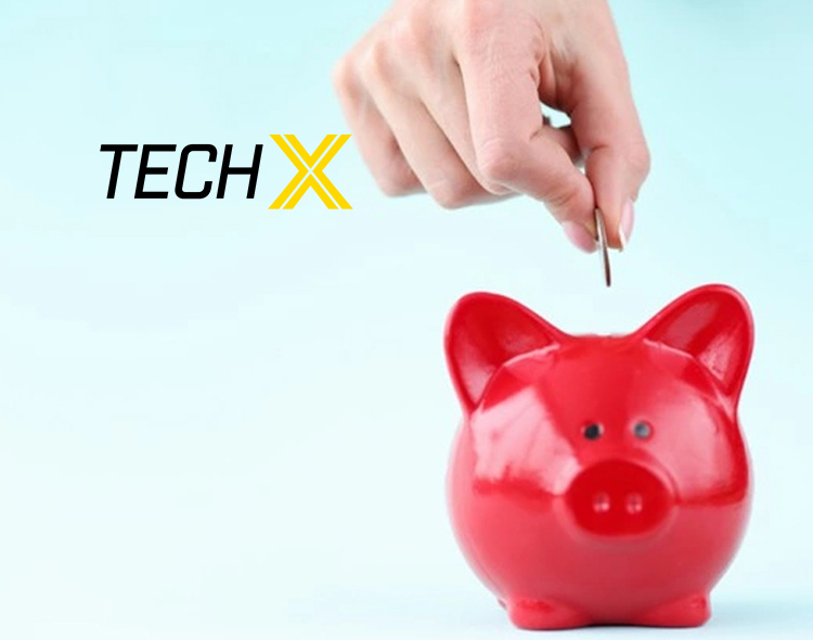 TechX Announces Effective Date of Name Change