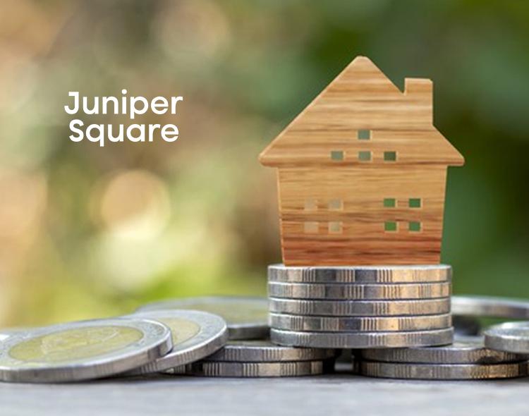 Juniper Square Surpasses 1,200 Client Sponsors; $1.5 Trillion in Managed Assets