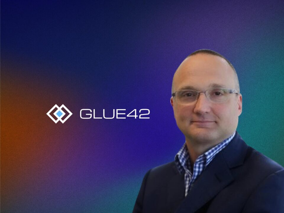 Global Fintech Interview with James Wooster, COO at Glue42