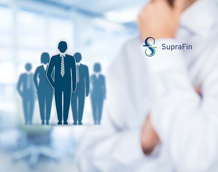 SupraFin Has Teamed Up with Gemini to Act as Exchange and Custody Provider for SupraFin's Clients